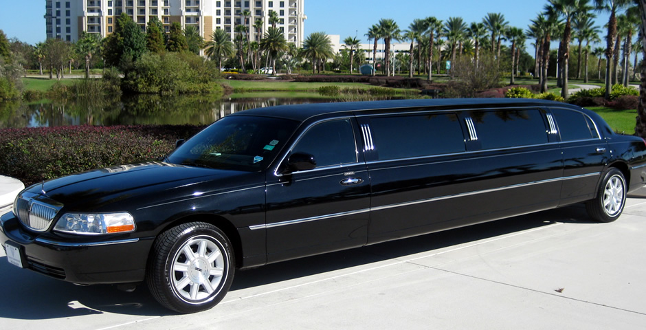 Diamond Stretch Limousine
